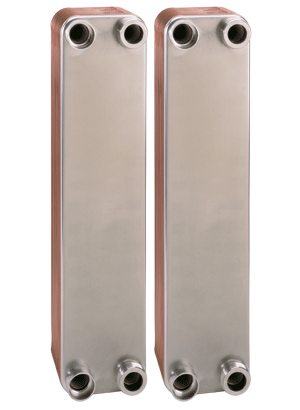 PHE warmtewisselaar PHE plate heat exchanger