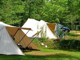Chauffe eau a camping